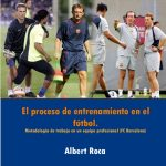 Libro El proceso de entrenamiento en el fútbol de Albert Roca