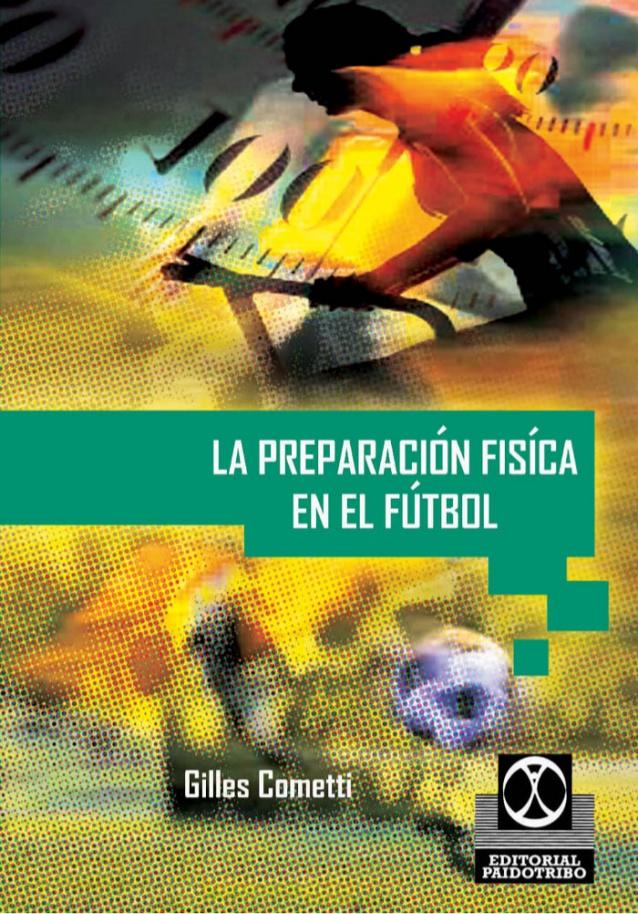 Preparación fisica en futbol Cometti