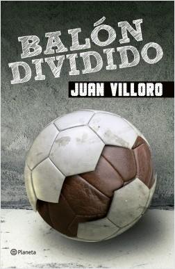 Balón divido libro